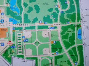 光が丘公園でBBQをしよう!内のイメージ