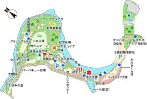 水元公園でBBQをしよう!内のイメージ